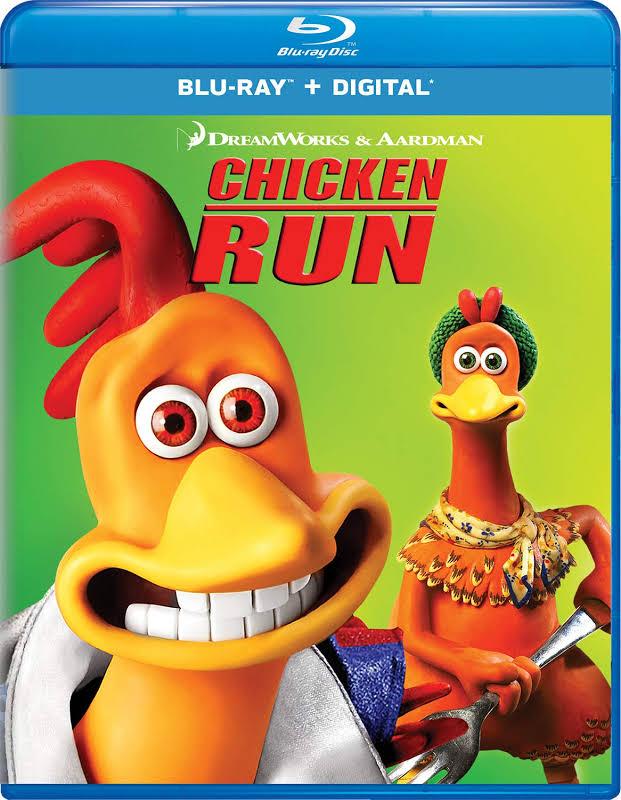 Chicken Run - BLU-RAY