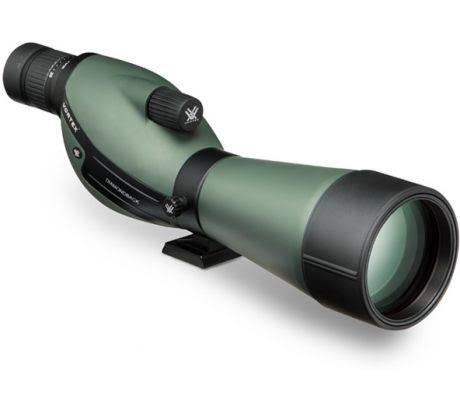 Vortex Optics Diamondback Straight Spotting Scope - Green, 20-60x, 80mm