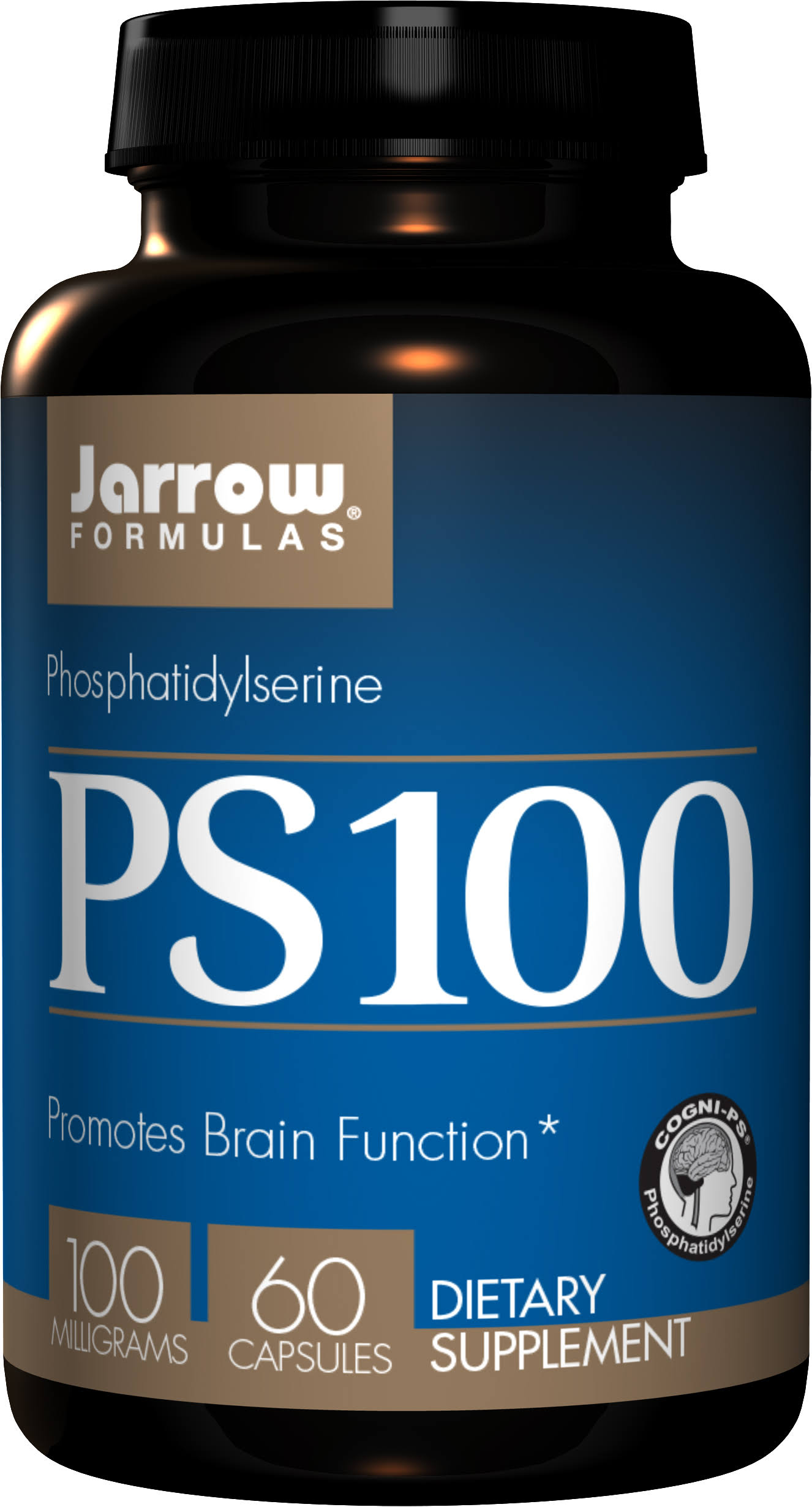 Jarrow Formulas Ps100 Supplement - 100mg, 60ct