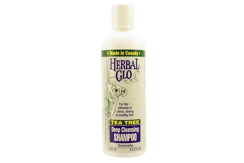 Herbal Glo Tea Tree Cleansing Shampoo, 250 ml