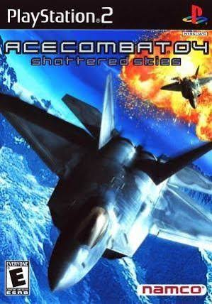 Ace Combat 4: Shattered Skies - Playstation 2