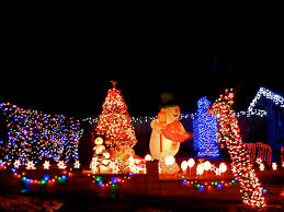 Christmas Tree Lane Pasadena Directions by Upper Hastings Ranch Holiday Light Up Los Angeles Love Affair