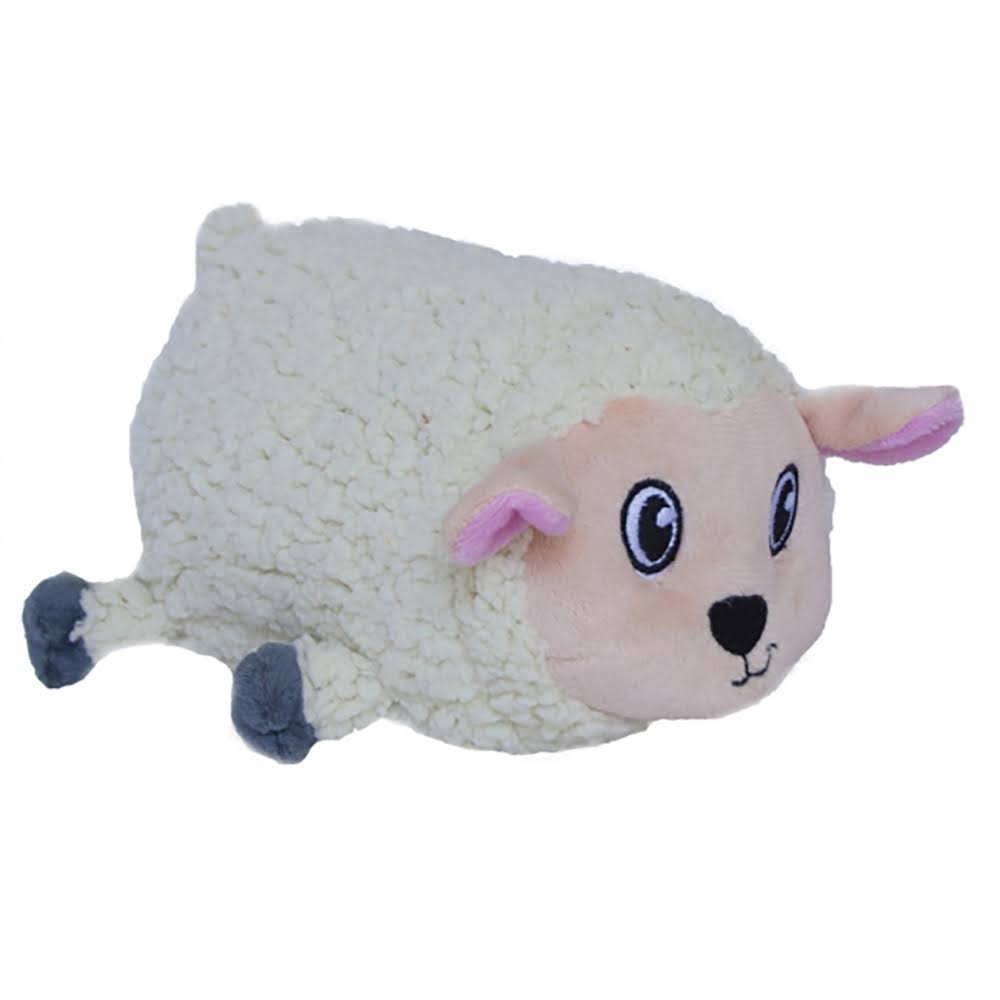 Outward Hound Fattiez Sheep Plush Dog Toy