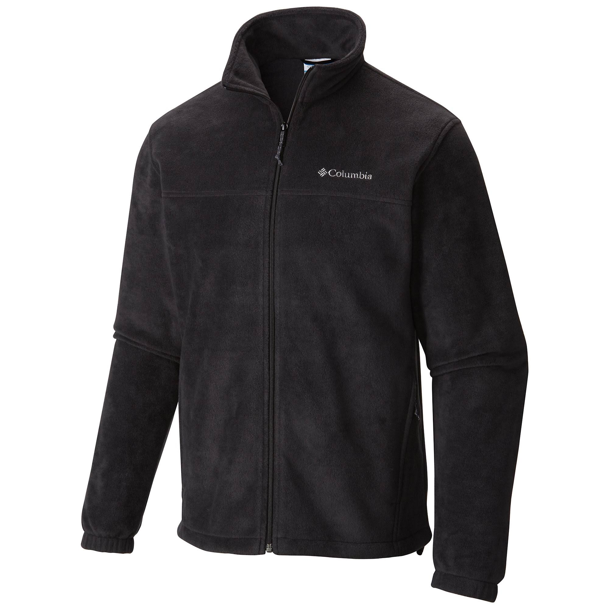 Columbia Men's Steens Mountain Full Zip Fleece 2.0 Black