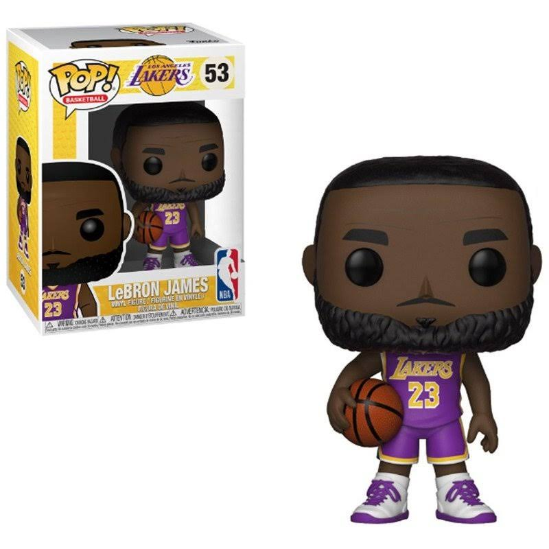 Funko Los Angeles Lakers Lebron James Exclusive