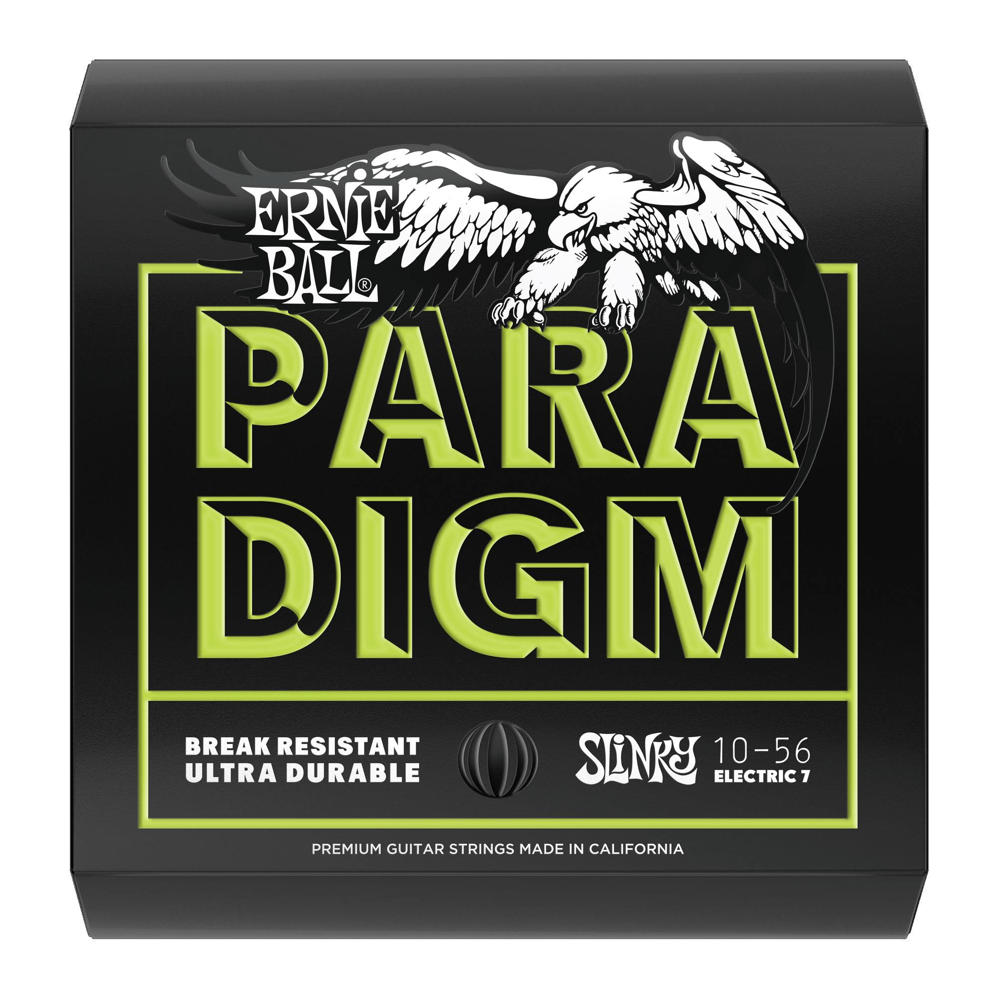 Ernie Ball 10/56 Paradigm Electric Guitar String - Regular Slinky//