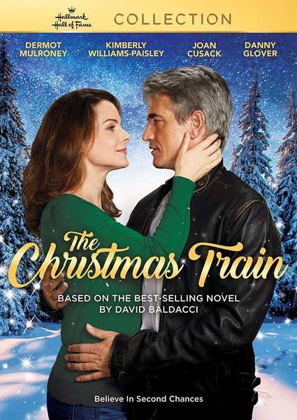 The Christmas Train - DVD