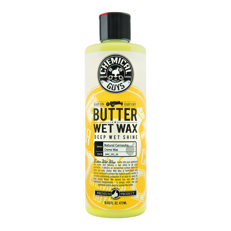 Chemical Guys Butter Wet Wax - 473ml