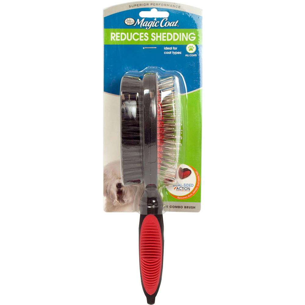 Four Paws Ultimate Touch Combo Dog's Brush - Large