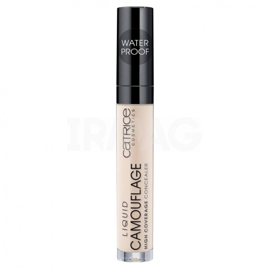Catrice Liquid Camouflage High Coverage Concealer - 010 Porcelain