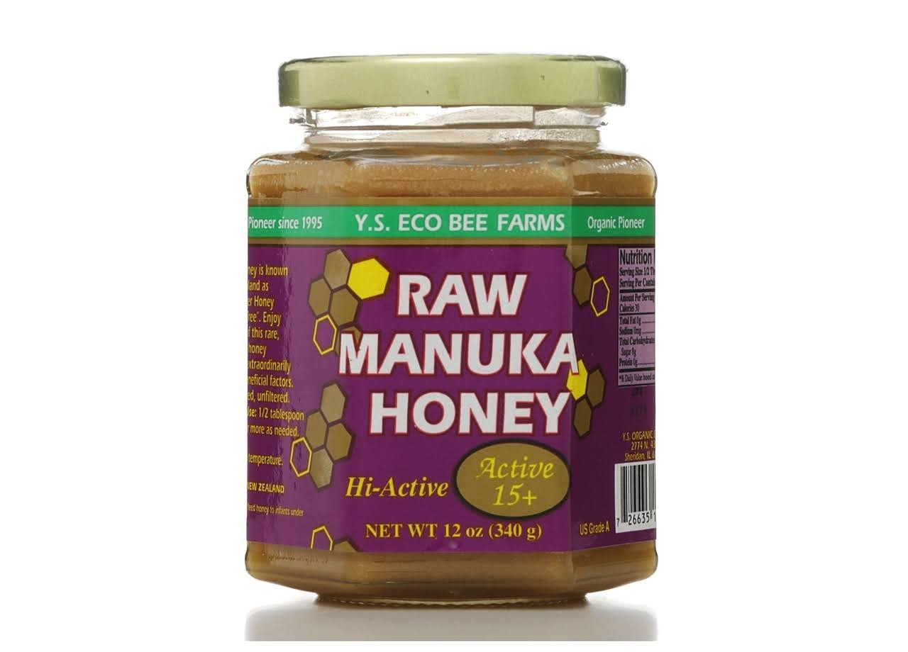 Raw Manuka Honey - 340g