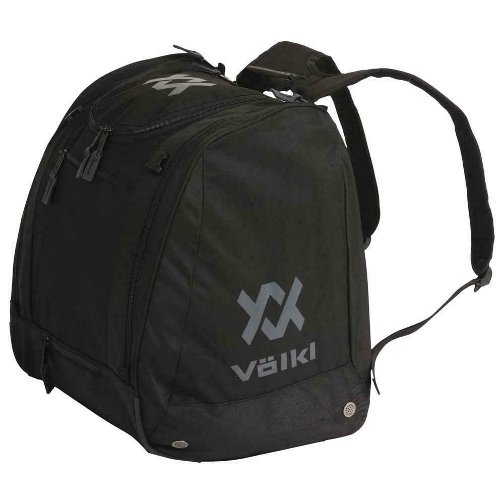 Volkl Deluxe Ski Boot Bag - Black