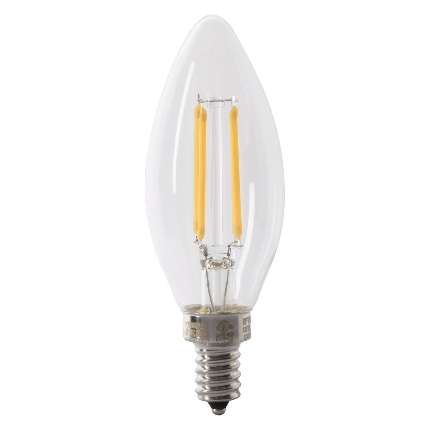 Feit Electric Bulb LED 40W 5K Torp Dim Clr