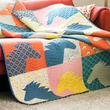Southwest Decoratives Quilt Shop by Holding Horses Quilt By Michelle Engel Bencsko Quilter U0027s Cotton