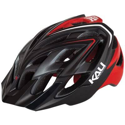 Kali Chakra Plus Sonic Cycling Helmet - Matte Black/Red