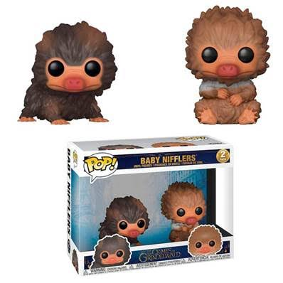 Funko Pop Fantastic Beasts 2: The Crimes of Grindelwald Baby Vinyl Figure - 2pk