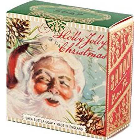 Michel Designs Holly Jolly Night Scented Guest Soap - Small