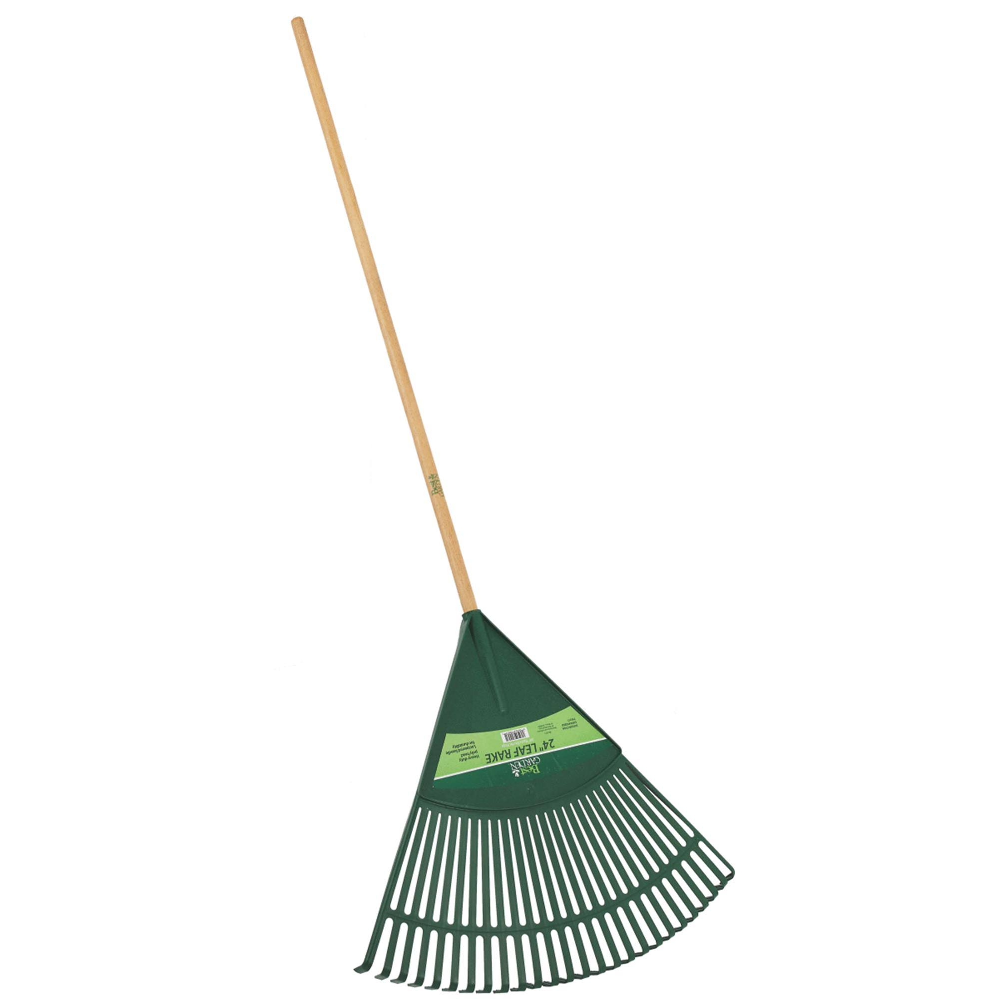 Do It Best Poly Leaf Rake - Width 24""