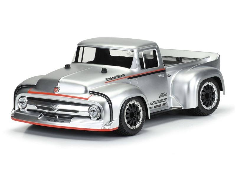 Pro-Line Slash 2WD Rally 56 Ford F100 Truck Clear Body PRO351400