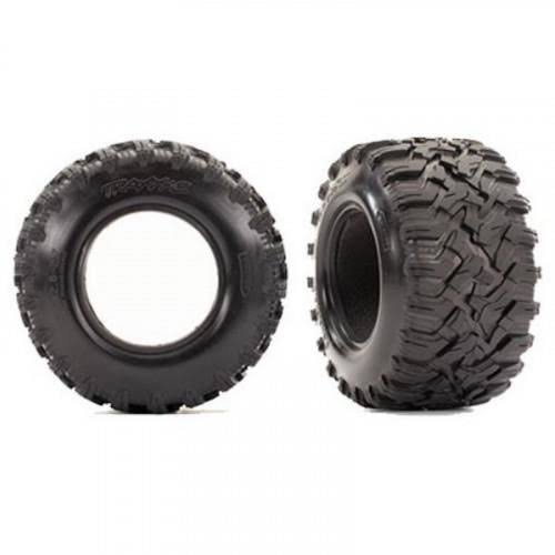 Traxxas Tires Maxx All-Terrain 2.8 with Foam Inserts (2) TRA8970
