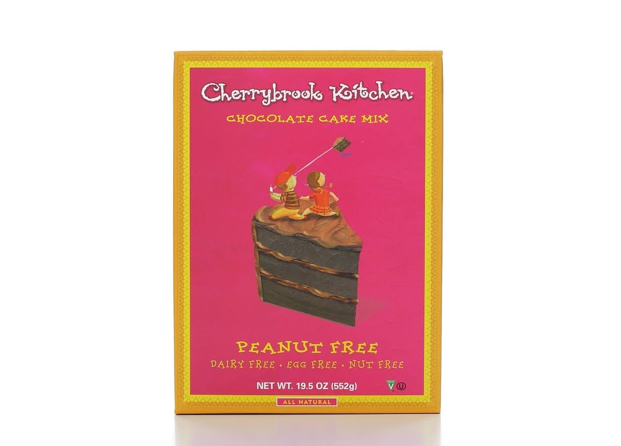 Cherrybrook Kitchen Cake Mix - Chocolate, 552g