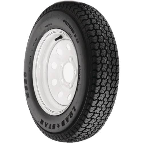 Loadstar Tires 30580 12 Bias Tire and Wheel Assembly