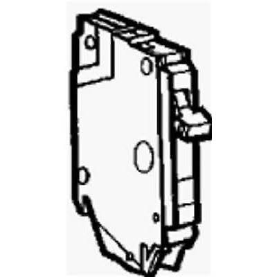 General Electric THQP120 Circuit Breaker - 1 Pole, 20 Amp, Thin Series