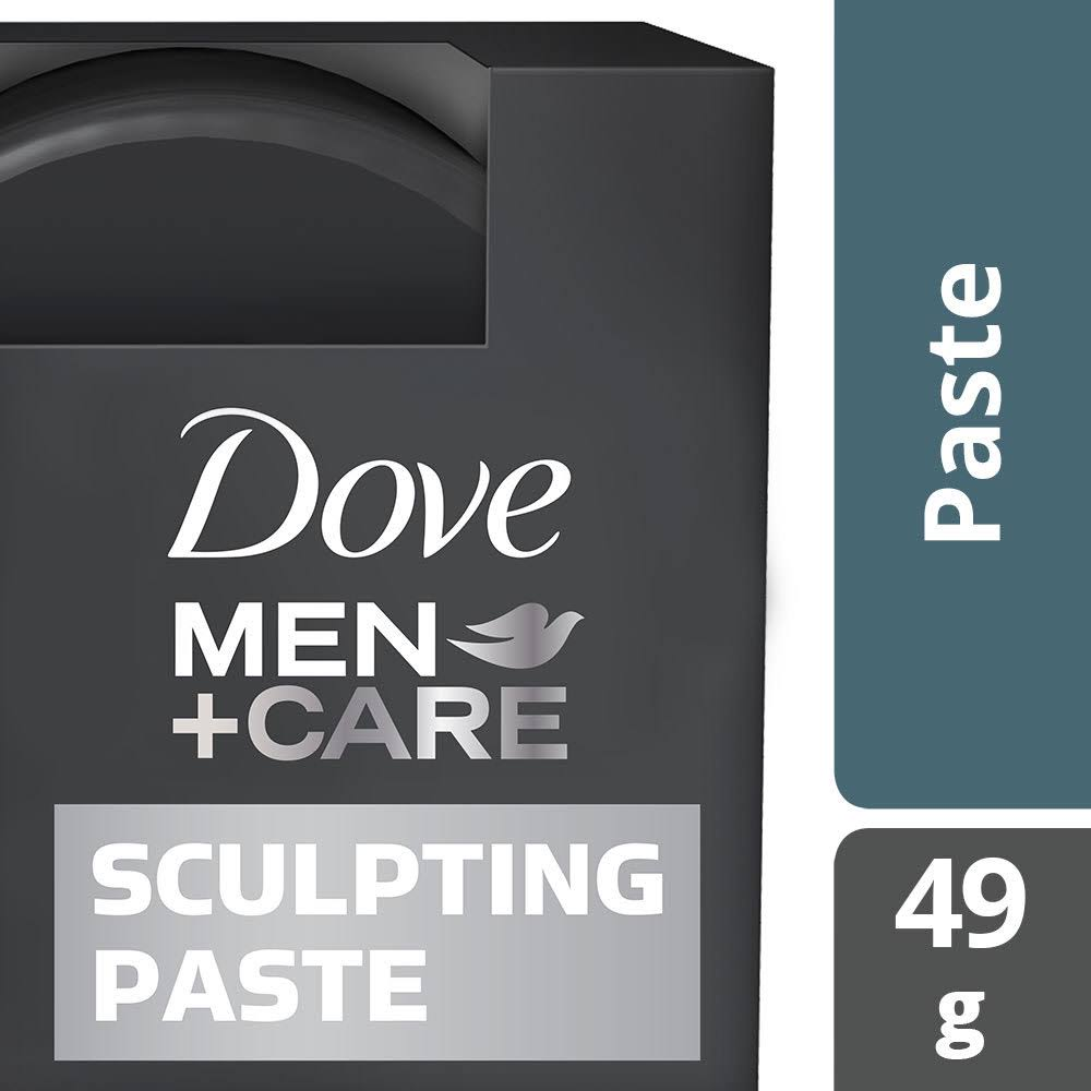 Dove Men Plus Care Hair Styling Sculpting Paste - 50ml