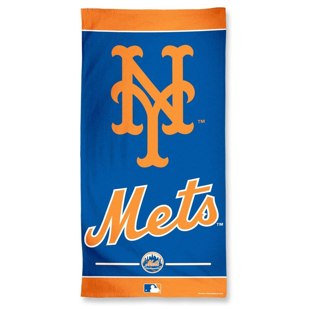 New York Mets Beach Towel