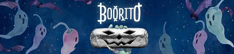 List 3 Other Names For Halloween by Chipotle U2014 Boorito 2017