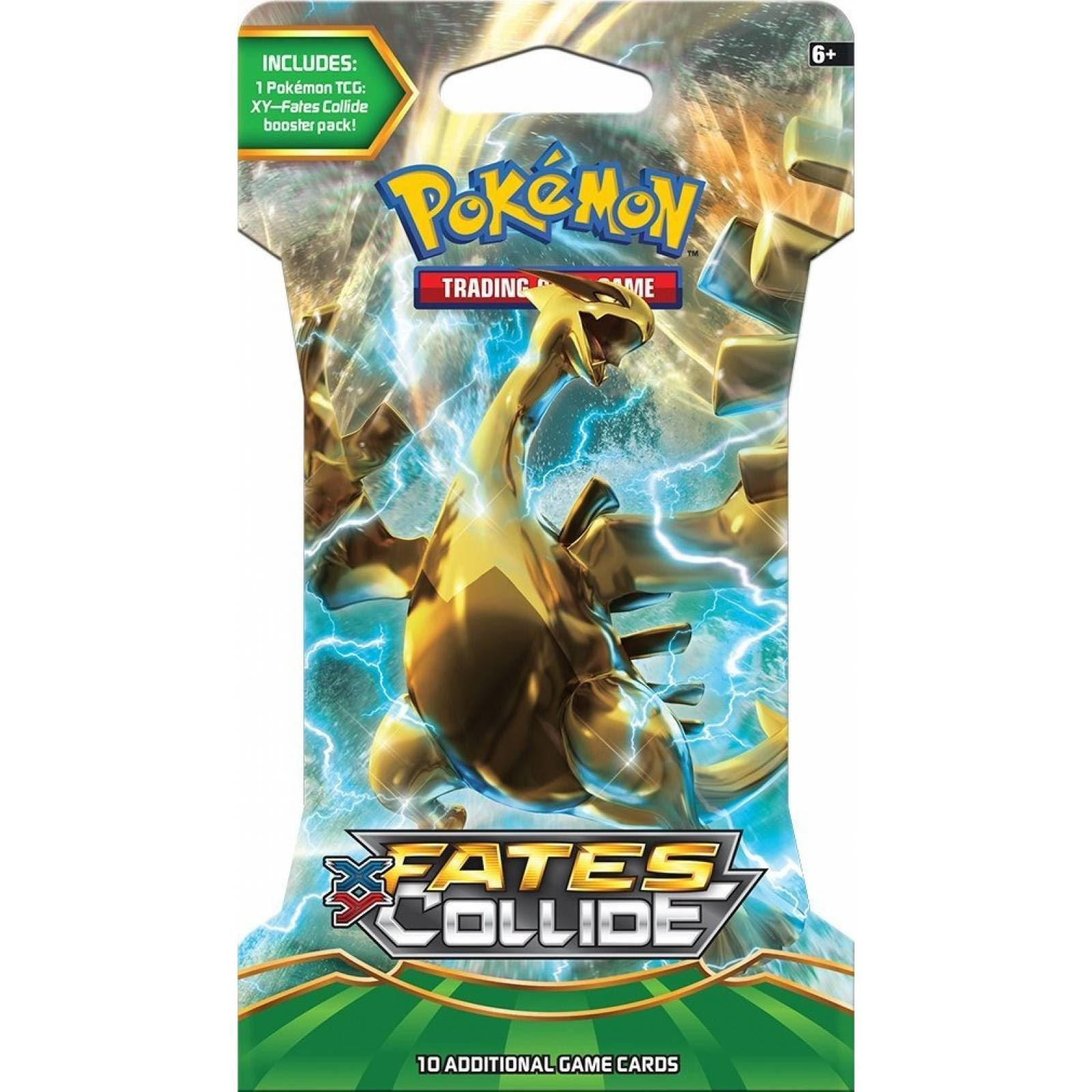 Pokemon XY Fates Collide Blister Pack