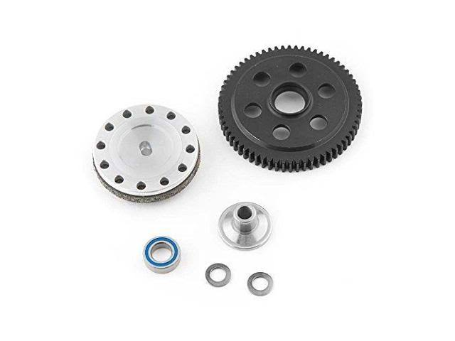 Robinson Racing Gen3 Slipper Unit 64T Spur - With Ridged Hub