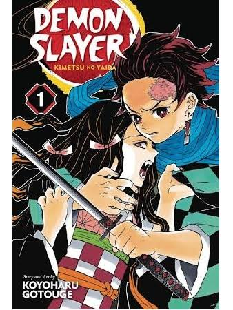 Demon Slayer: Kimetsu No Yaiba [Book]