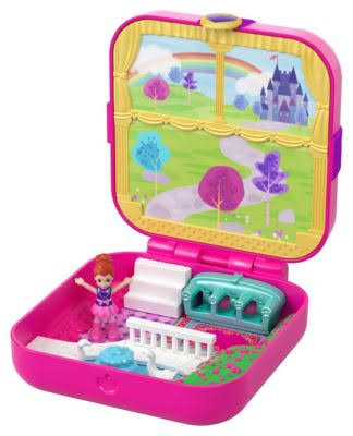 Polly Pocket Lil Princess Pad Playset
