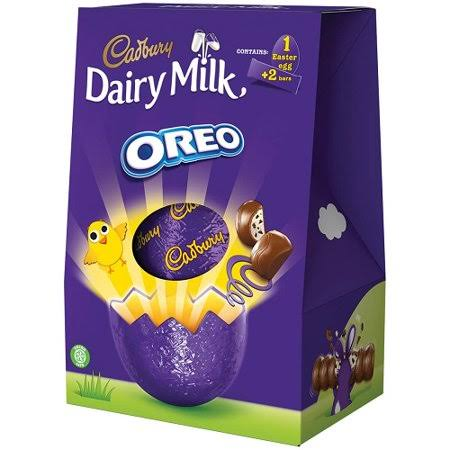 Cadbury Dairy Milk with Oreo Easter Egg Chocolate - 258g