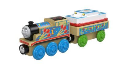 Thomas & Friends Wood Birthday Thomas