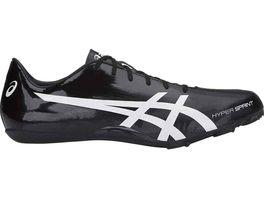 Asics Hyper Sprint 7 - Black/White - 8.5