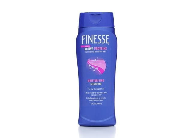 Finesse Self Adjusting Moisturizing Shampoo - 384ml