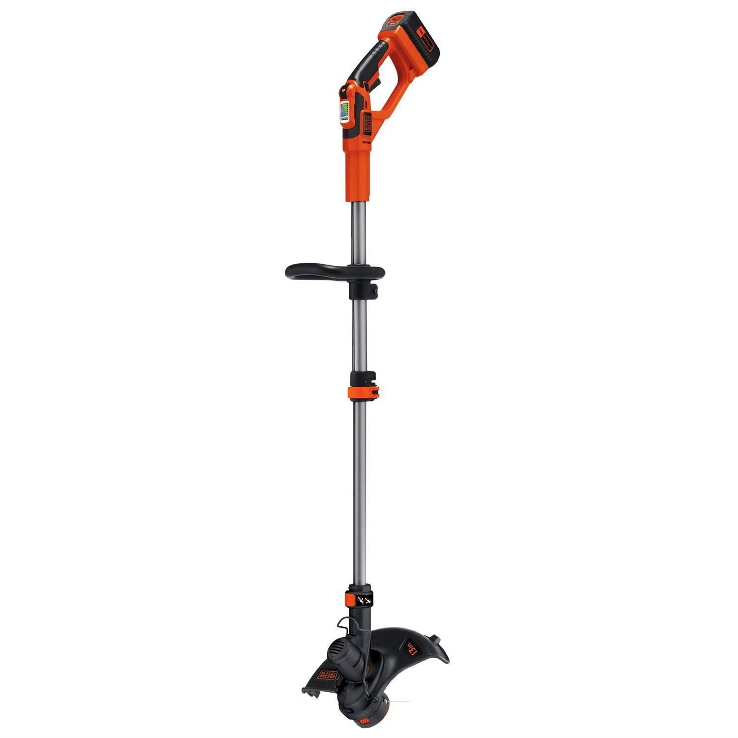 Black and Decker Lithium Ion Cordless High Performance String Trimmer - 40V, 13""