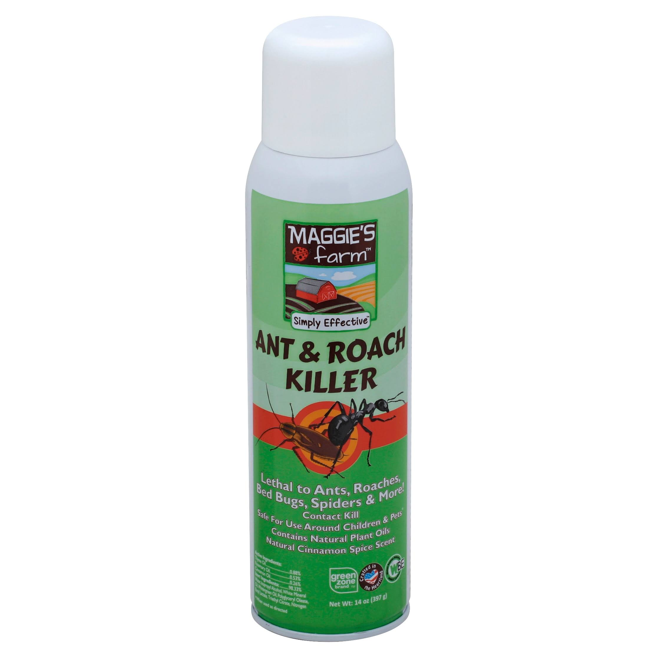 Maggie's Farm Ant and Roach Killer - 14oz