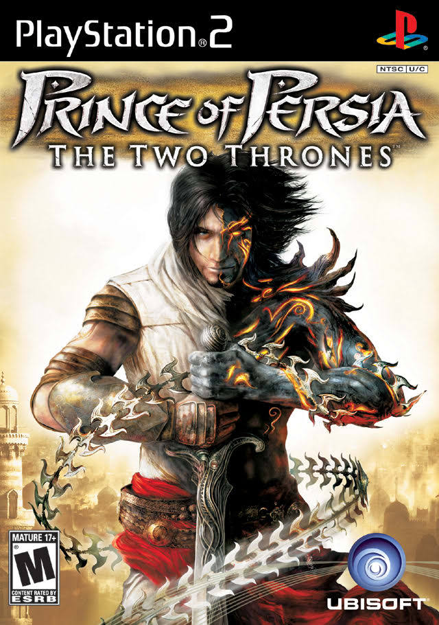 Prince Of Persia: The Two Thrones - PlayStation 2