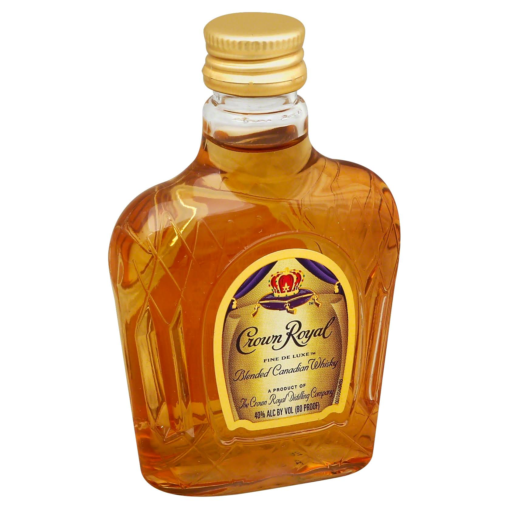 Crown Royal Canadian Whisky - 50 ml bottle