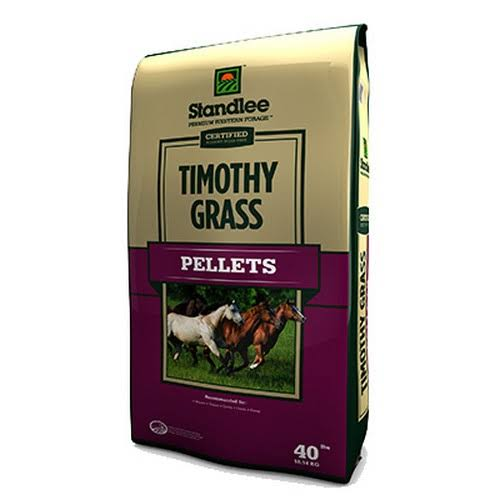 Standlee Hay Company Timothy Pellets - 40lbs