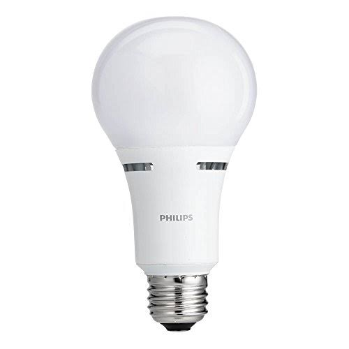 Philips LED 3-Way Bulb 40/60/100 Watt Equivalent - Soft White