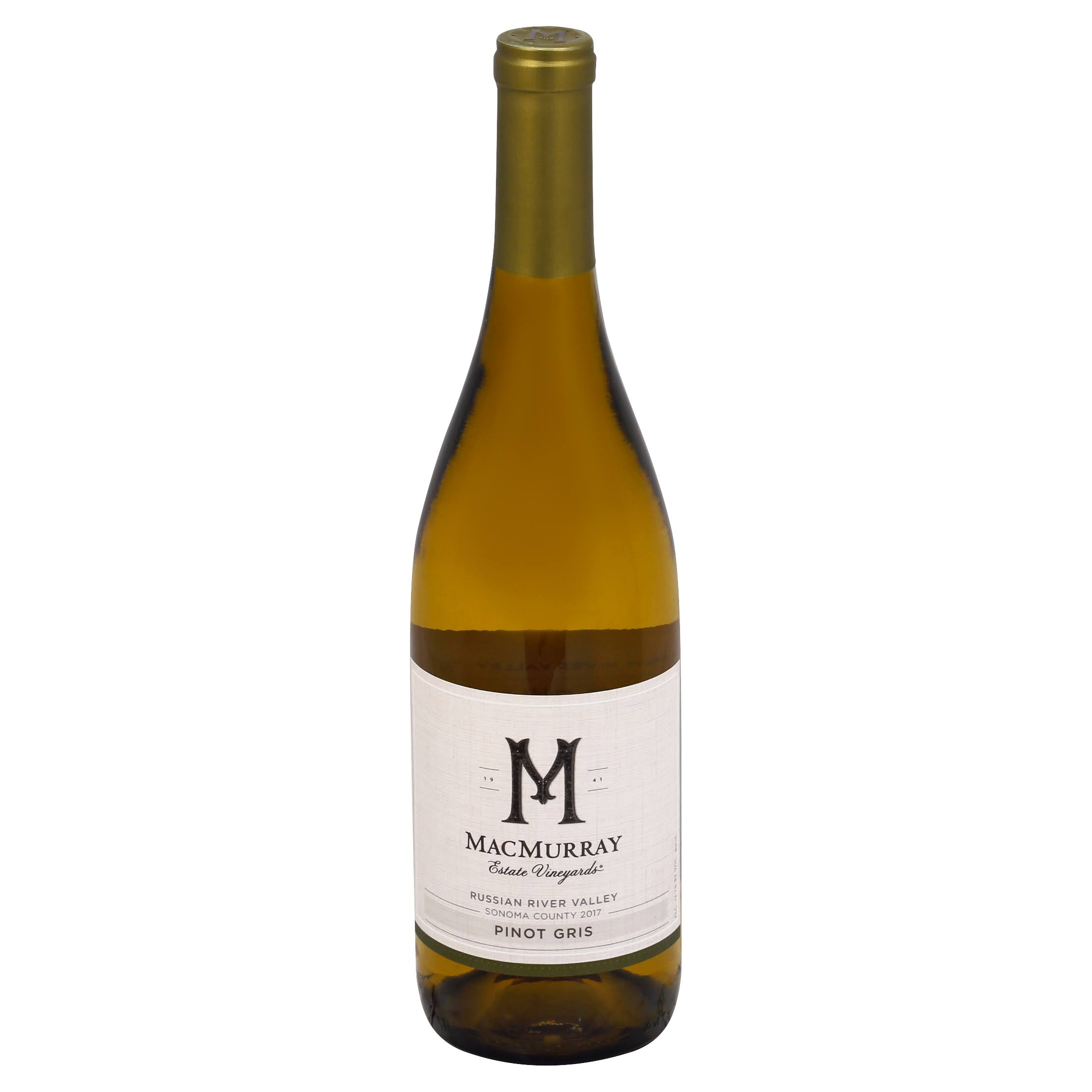 MacMurray Estate Vineyards Pinot Gris - Russian River Valley, USA