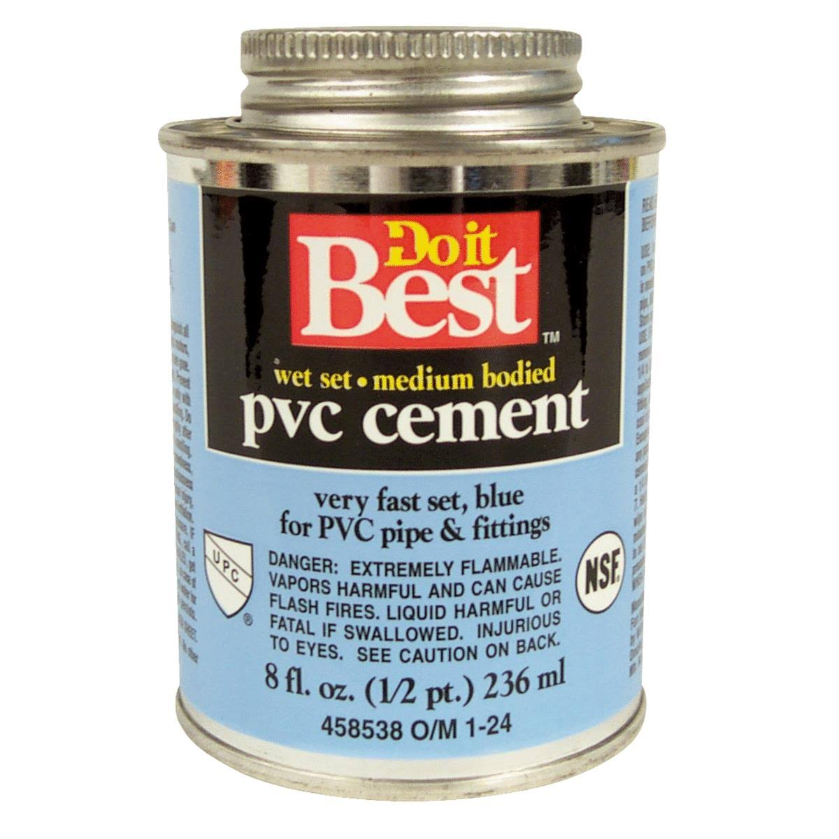 Do It Best Pvc Cement - 236ml