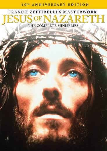 Jesus Of Nazareth: Complete Miniseries 40th Anniversary DVD