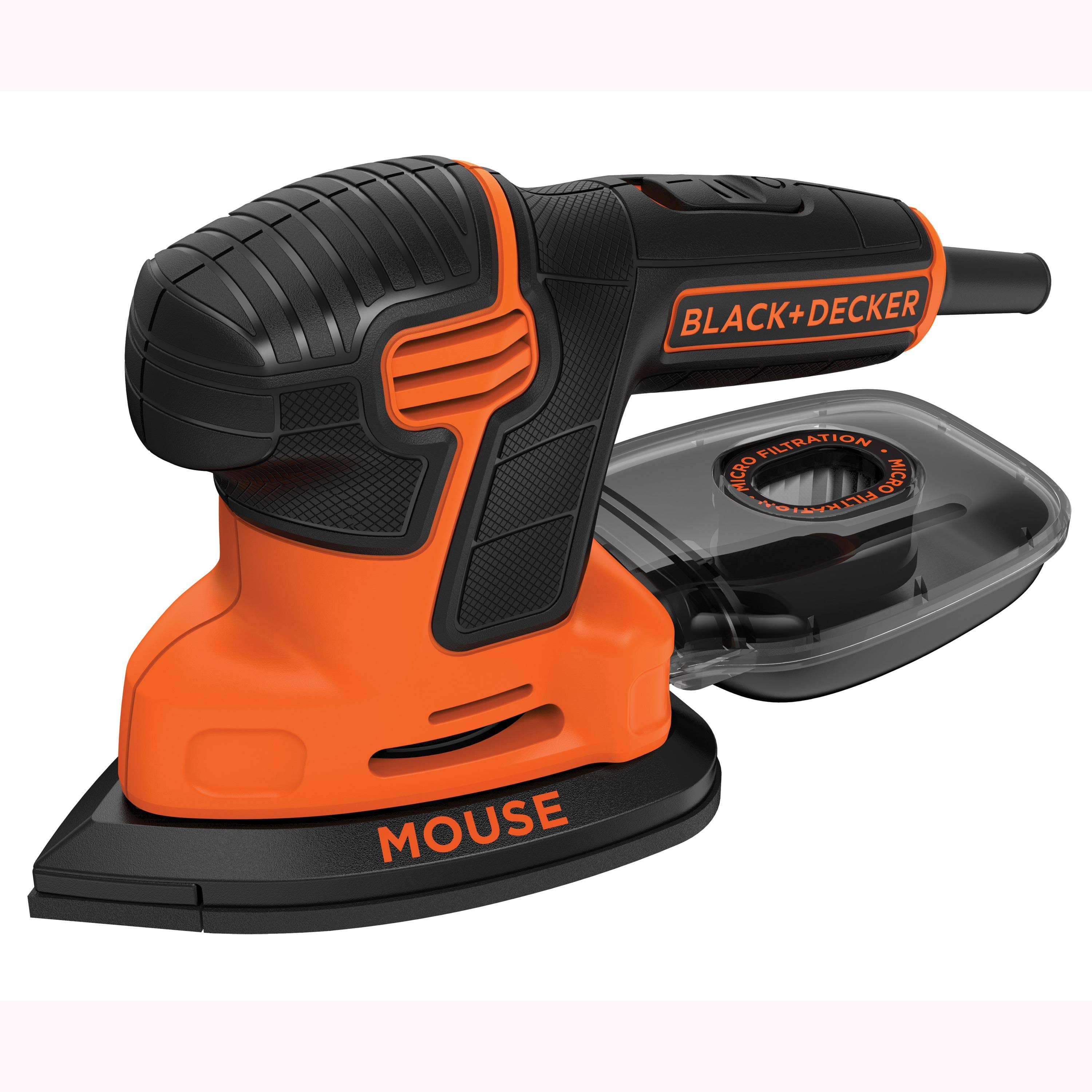 Black & Decker Mouse Compact Sander