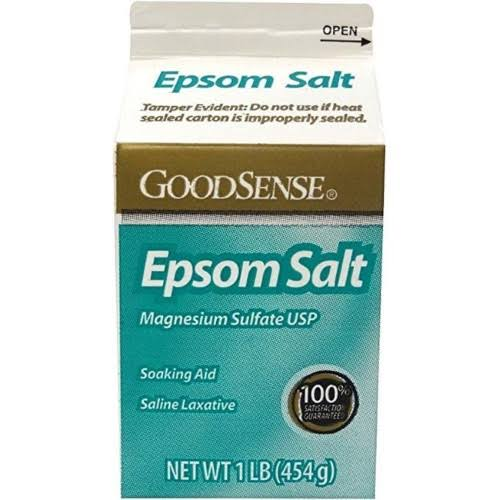 GoodSense Epsom Salt - Case of 12