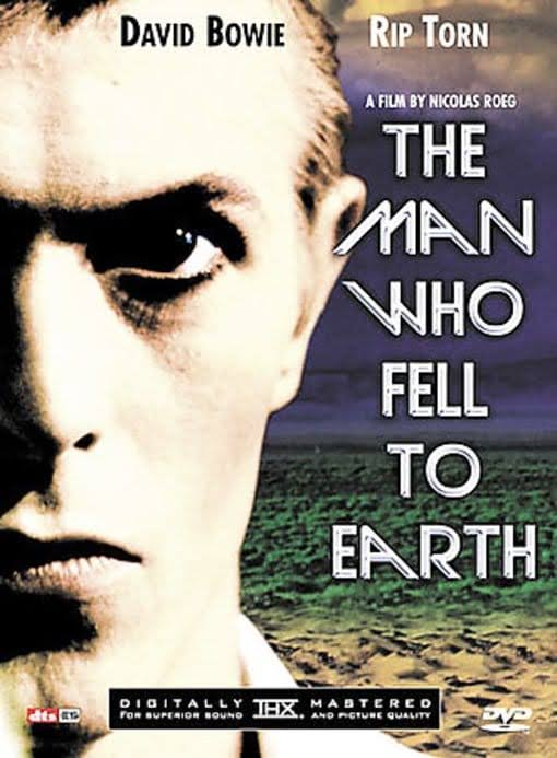 The Man Who Fell to Earth - DVD